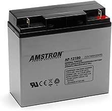 Amstron 12V/18AH Sealed Lead Acid Battery w/ NB Terminal