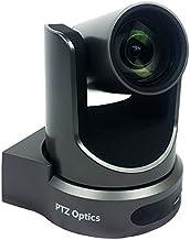 PTZOptics 12X-USB 2.12MP 1080p Full HD Video Conferencing PTZ Camera, 12x Optical Zoom, 30fps, RJ-454 H.264, 72.5 Degree F...