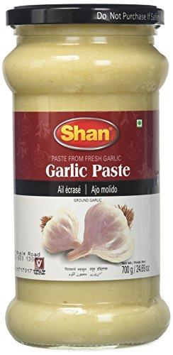 Shan, Garlic Paste (Ground Garlic), 700 Grams(gm)