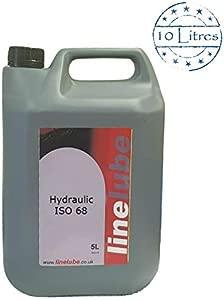 LineLube Hydraulic Oil ISO Litre