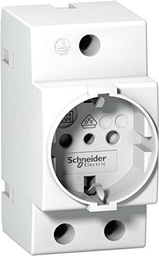 Schneider A9A15303 Componente Elettronico, White
