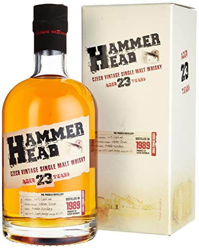 Hammer Head - Tschechischer Single Malt Whisky