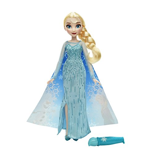 Hasbro Disney Die Eiskönigin B6700ES0 - Disney Die Eiskönigin magischer Modezauber ELSA, Puppe