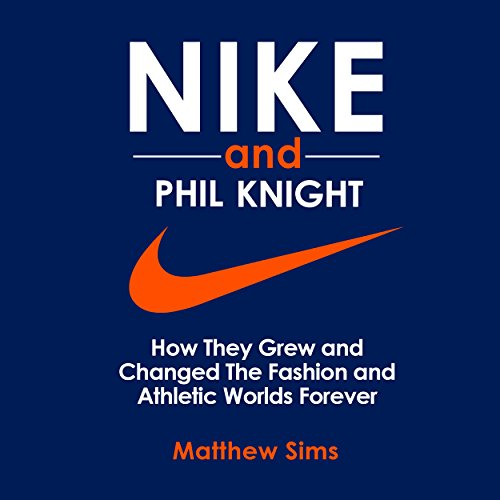Nike and Phil Knight cover art