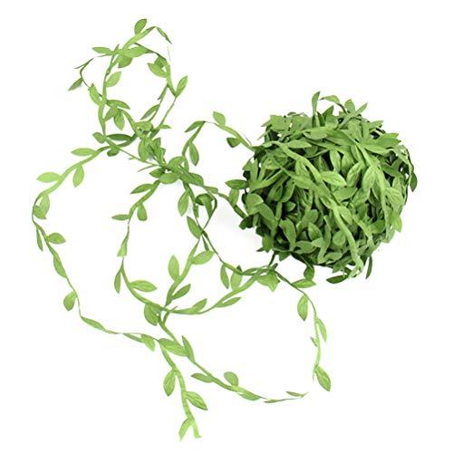 Phayee Murgröna girlang konstgjorda, konstgjorda vinstockar, hängande vinstockar, gör-det-själv dekorativ husvägg trädgård rustik bröllopsfest kransar och blomsterdekor, för balkong, staket, fest, trädgård