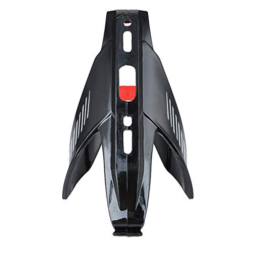 Botellero Bicicleta Porta Bidones para Bici MTB Botella Bicicleta MontañA Botella Agua NiñOs Accesorios Bicicleta por Entusiastas De Los Deportes Al Aire Libre Black,14cm