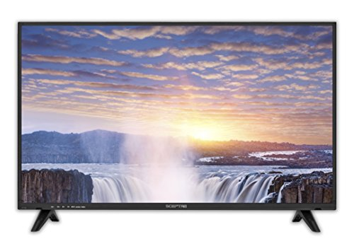 Sceptre 32-Inch LED HDTV HDMI MHL USB, Just Black 2018