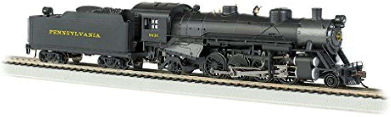 despacho de tienda BAC54303 54303 USRA Light 2-8-2 DCC PRR    9630 w Med Tender HO by Bachmann Trains  bienvenido a comprar