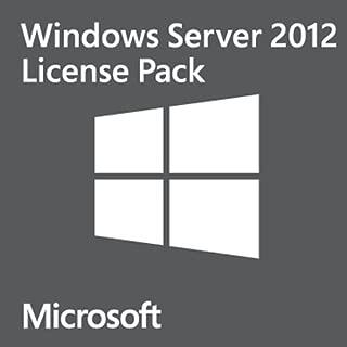 Microsoft Windows Server 2012 OEM - CAL (1 User)