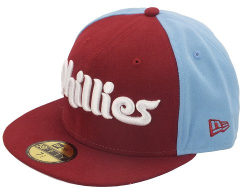 New Era Coopword Philadelphia Phillies Cap 7 red