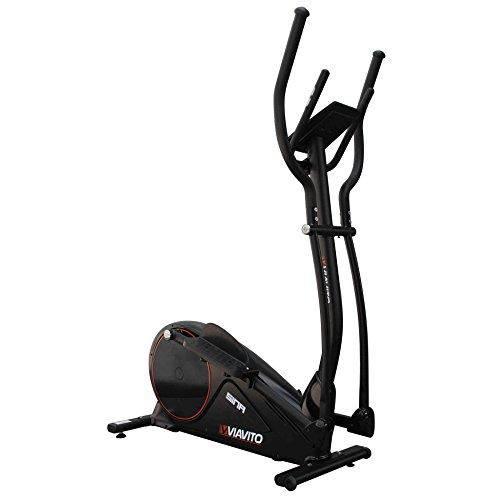 Viavito Sina Elliptical Cross Trainer - Black