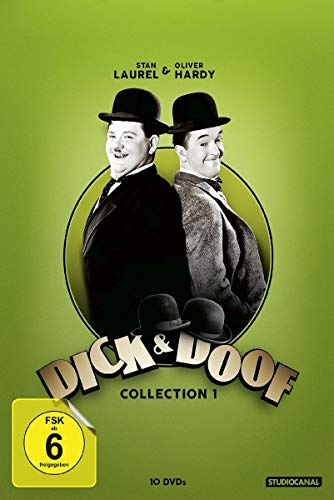 Dick & Doof Collection 1 [10 DVDs]