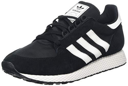 adidas Herren Forest Grove Fitnessschuhe, Schwarz Ftwbla/Negbás 000, 45 1/3 EU