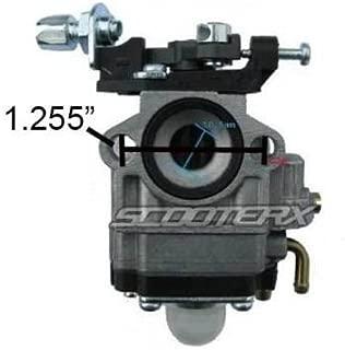 10mm Carburetor - Fits 33cc 36cc 2 Stroke Engines, Gas Scooters, Pocket Bikes, Pit Bikes, Mini Bikes, Pocket Bikes, Mini Choppers, and More! [4206]