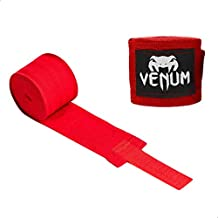 Venum Boxing Hand Wraps, 2 Pieces - Red