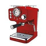 IKOHS THERA Retro - Cafetera Express para Espresso y...