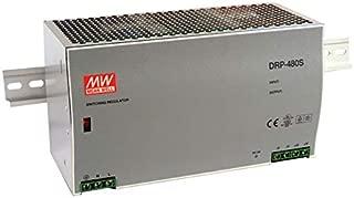 AC/DC CONVERTER 48V 480W (Pack of 1) (DRP-480S-48)