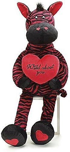 Wild About You Zebra 32 by Burton & Burton