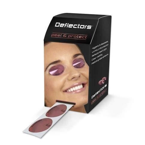 Gafas de protección UVA & UVB desechable 250 pares