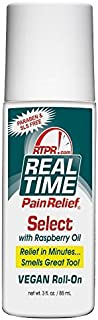 Real Time Pain Relief Vegan Select (3oz. Roll on Stick)