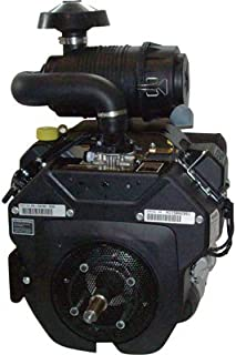 Kohler Command V-Twin Horizontal Engine with Electric Start - 25 HP, 1 1/8in. x 2.79in. Shaft, Model# CH730-0003