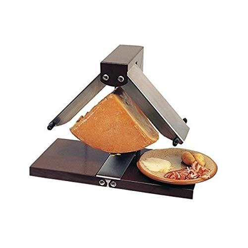 La migliore macchina per raclette Riscalda 2 parti contemporaneamente, distanza di calore regolabile Perfetto per ristoranti o per gruppi Qualità solida. Fabbricato in Francia Facile da pulire