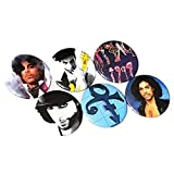 Prince Symbol Pin Collection 1999 Buttons Best Friend Birthday Gifts The Revolution Photos Art Purple Rain Concert Jewelry Album Covers