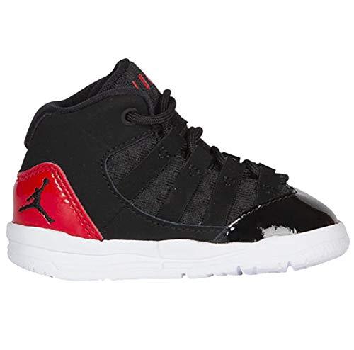 Zapatillas Niño/a Nike Jordan MAX Aura (TD) Negro/Granate AQ9215-006