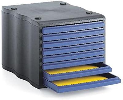 grau//grau styro/® wave Boxen-System 4 Sch/übe