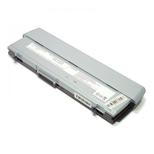 Batterie li-ion 10,8/11,1 v pour fujitsu stylistic 6600mAh noir sT - 4110P sT4110P