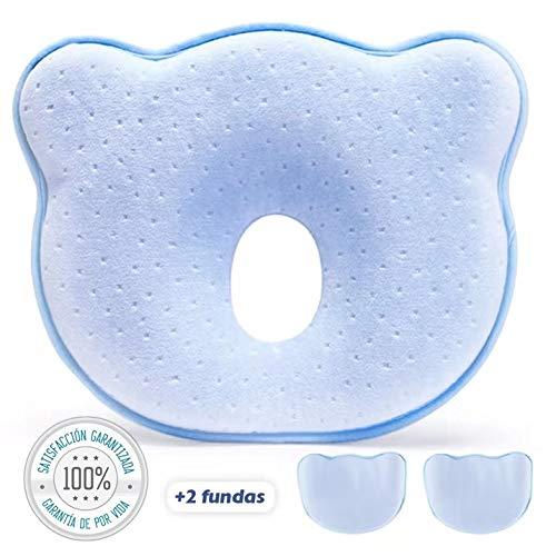 2 Fundas Blanca y Azul, Talla S Coj/ín Mimos/® LOTE