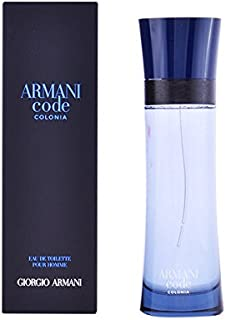 Giorgio Armani Code Colonia Pour Homme eau de toilette vapo 125 ml
