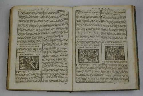 Epistole ed Evangelj che si leggono tutto l'anno alle messe secondo l'uso della Santa Romana Chiesa e l'ordine del Messale Romano tradotti in lingua toscana…
