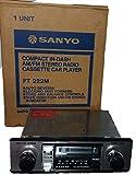 Autoradio Cassette Sanyo
