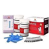 Glucosio nel sangue strisce di prova 50 + lancette 50 per Sinocare Blood Sugar monitor kit per Safe AQ Smart/Safe AQ Voice