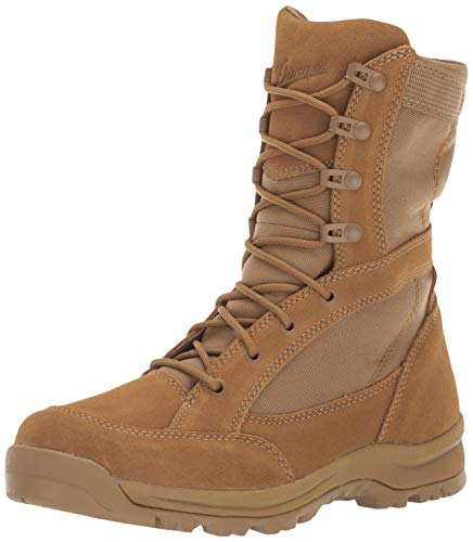 Danner Women's Prowess Military and Tactical Boot, coyote, 8.5 W US