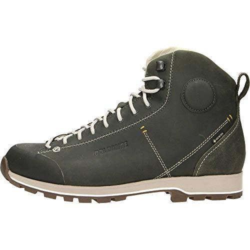 Dolomite Bota Cinquantaquattro High Fg GTX, Stivali da Escursionismo Alti Unisex-Adulto, Ivy Green, 41.5 EU