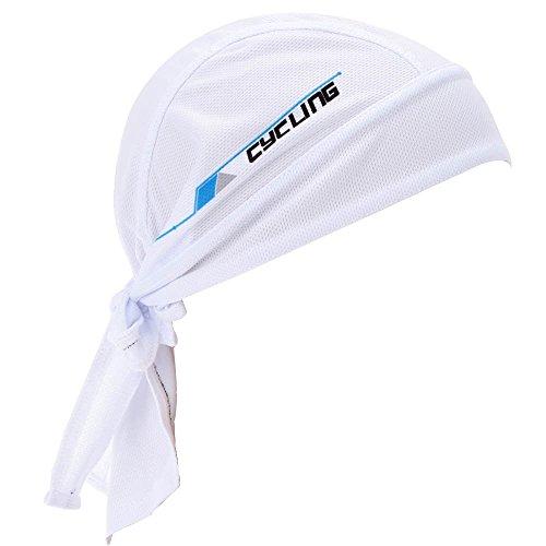 Docooler Bici Bandana Sport all'aria Aperta Cappello Biciclette Permeabilità all'aria Asciugatura Rapida