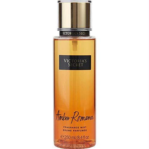 Victoria's Secret Amber Romance Fantasies Body Mist Fragrance 250ml Neu