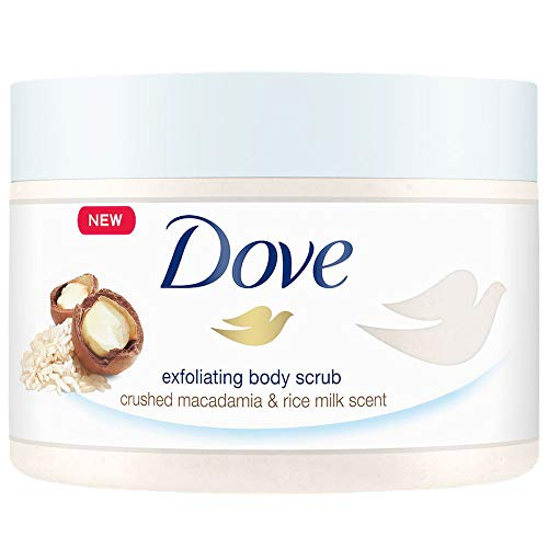 Gel Exfoliante Corporal marca DOVE BODY WASH