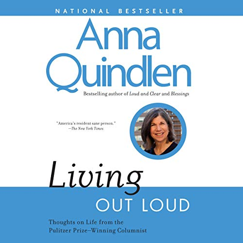 Living Out Loud  By  cover art