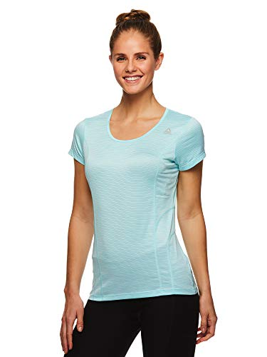 Reebok Women's Dynamic Fitted Performance Short Sleeve T-Shirt