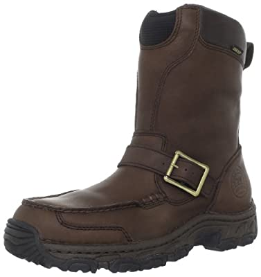 "Irish Setter Men's 802 Havoc Waterproof 10"" Upland Hunting Boot,Brown,10.5 D US"
