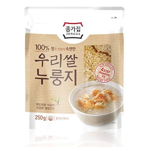 [宗家 / ジョンガジブ] ヌルンジ(おこげ) 250g / 韓国食品 (海外直送)