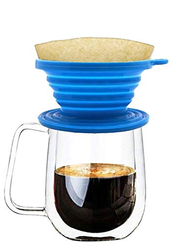 Wolecok Silicone Coffee Filter