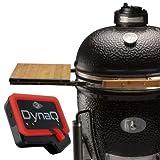 BBQ Guru Monolith Ceramic Grill with DynaQ Temperature Control - Most Hi-Tech Charcoal Grill