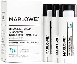 Best natural medicated lip balm Reviews