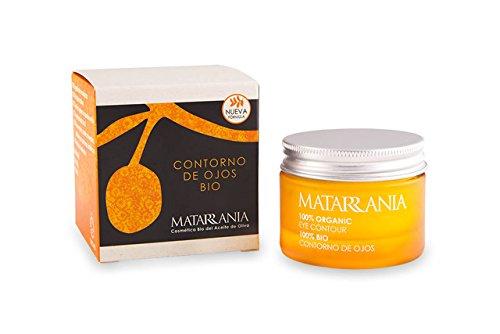 Matarrania - Contorno de Ojos certificado ecológico, 30ml