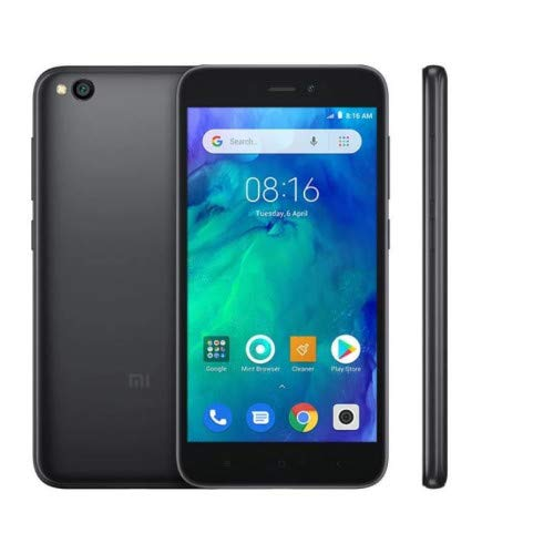 Xiaomi Redmi Go 16GB Mobile, черный, Android 8.1 (Oreo) Go Edition