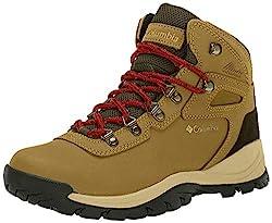 best hiking shoes for women Columbia Newton Ridge Hiking Boots